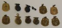 11 Future Farmers of America Pin Awards Given to Edwardsville Resident Kenneth Linkeman in the early 1960s