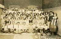 CTHS Senior Class of 1923