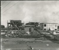 Trumble Number 2  during the 1917-1918 Construction of the Wood River Refinery