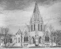 1945 Church of the Redeemer Congregational Church in Alton