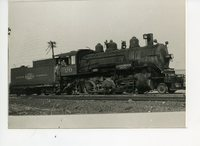 Illinois Terminal Railroad Company Steam Engine No. 20