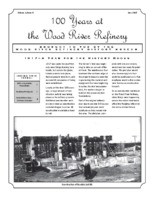 """June 2017 Issue of """"100 Years at the Wood River Refinery"""""""
