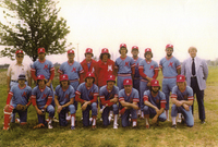 1978 Maryville Red Sox Team Photograph