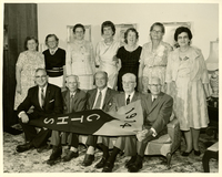 Collinsville Township High School Class of 1914 in 1964
