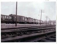 Chicago & North Western Diesel Train No. 386