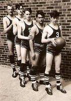 1943-44 Venice High School Basketball Team