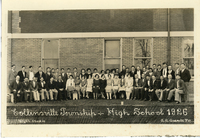 Students of Collinsville Township High School in 1926