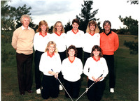 Edwardsville High School 1985 Girl's Golf Team