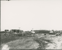 Trumbles 1 and 2 Foundation and Superheaters  during the 1917-1918 Construction of the Wood River Refinery