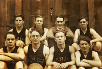 1922-23 Venice High School Basketball Team