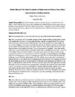 Stephanie Robbins Oral History Interview