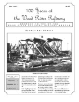 """July 2017 Issue of """"100 Years at the Wood River Refinery"""""""