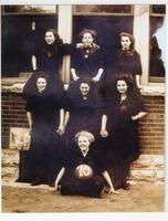 Edwardsville High School 1910 Women's Basketball Team