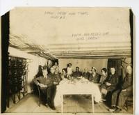 December dinner inside the coal mine #2 in Glen Carbon, Illinois