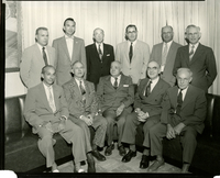 1940s Board of Directors of the Union Savings and Loan