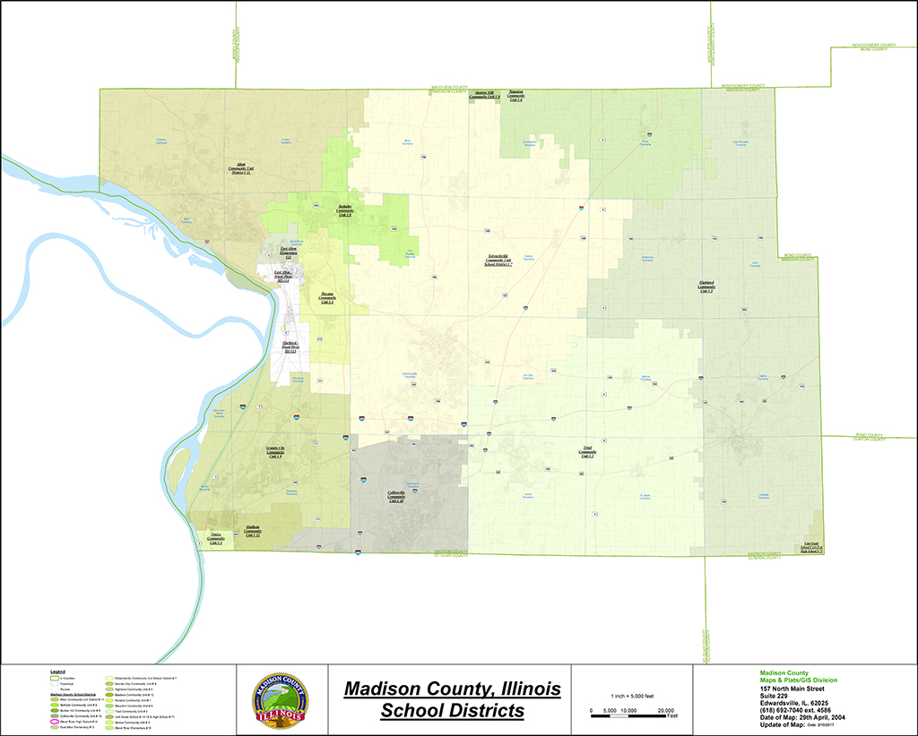 Illinois madison county bethalto - From The Madison County Regional Office Of Education